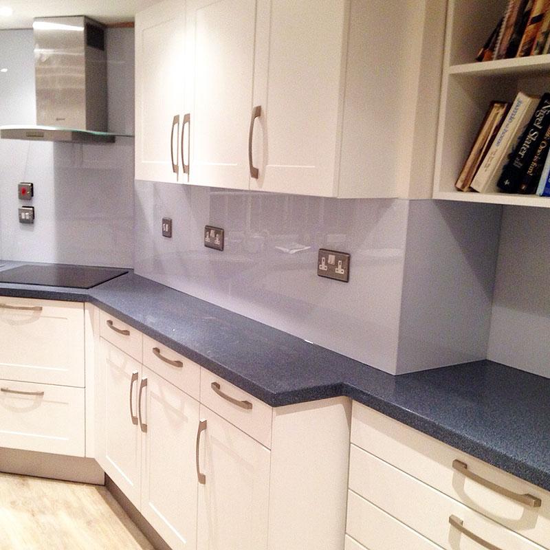 Kitchen splashbacks in London