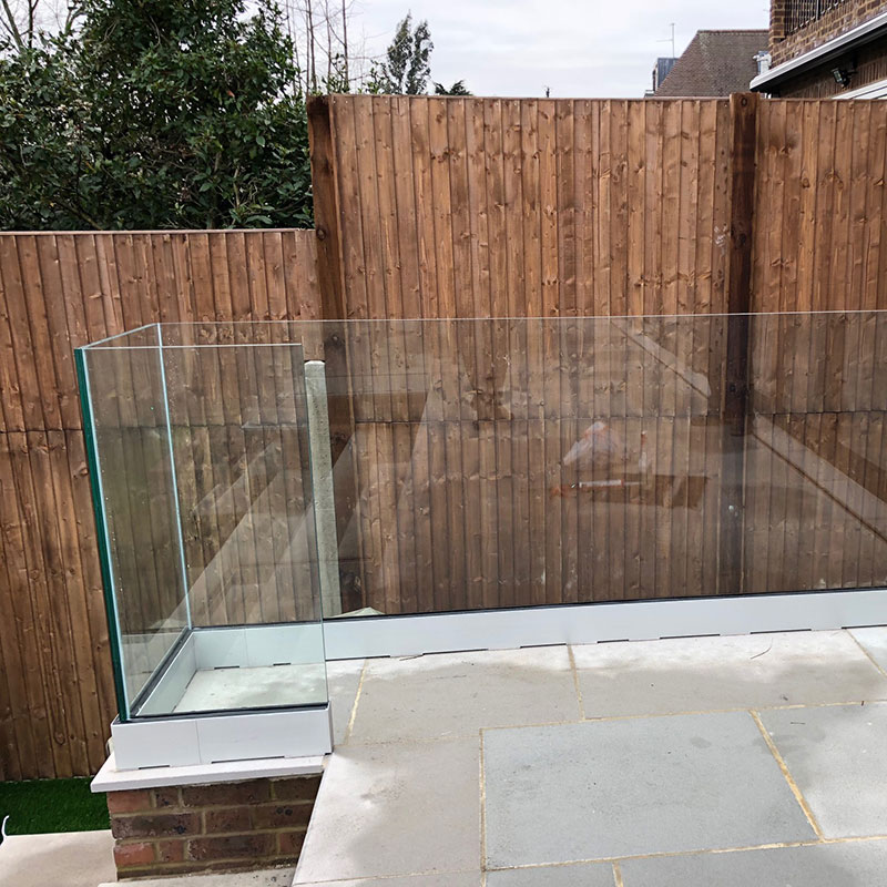 Bespoke balustrades in Richmond