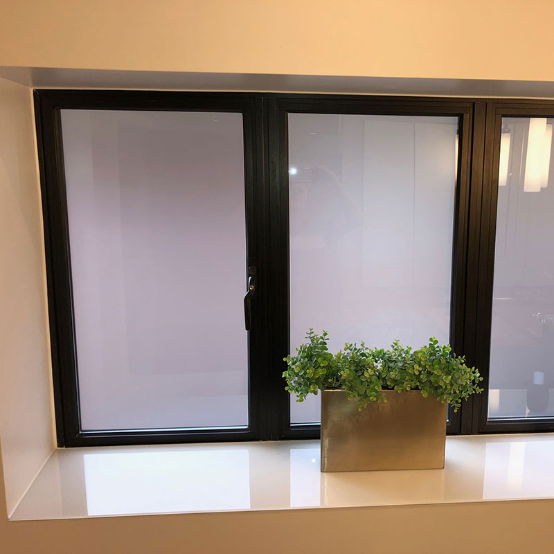 Bespoke glass products in West End