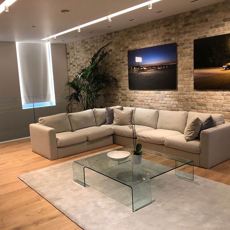 Bespoke glass products in West London